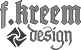 F.Kreem - Web design & graphic design
